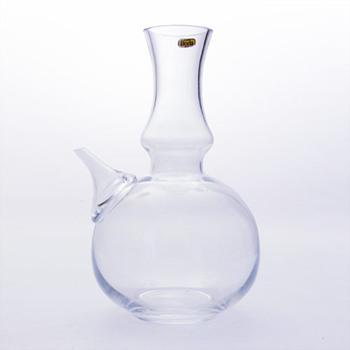 Jug designed by Bertil Vallien (Boda, ca. 1960) - Art Glass