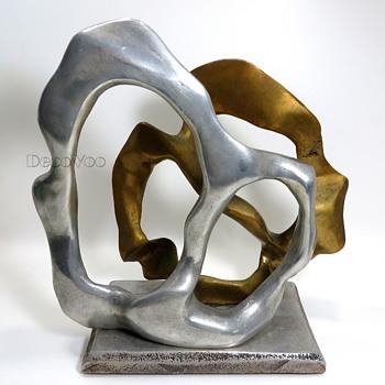 Maggie Milone metal art sculpture - Fine Art
