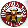 Hood Milk Signs - Elsie the Cow