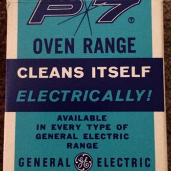 GE P7 Playing Cards
