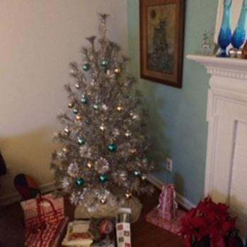 Mid-Century xmas tree - Christmas