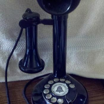 Candlestick Phone - Telephones