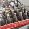 Coca cola 75th anniversary 10 oz case of 24 unopened bottles