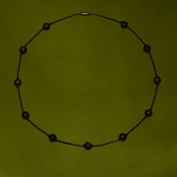 Liquid silver necklace - Fine Jewelry