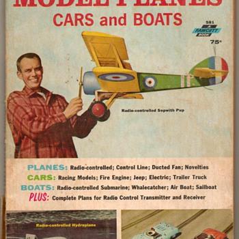 1965 - Scale Modeling Handbook - Books