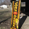 my old john deere sign.