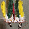 Antique Childs Indian Headdress, Beleive to be from around 1950-ish
