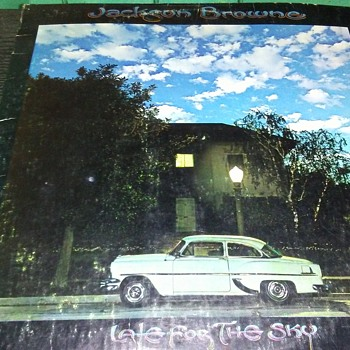 The Gents..#2..Jackson Browne...On 33 1/3 RPM Vinyl - Records