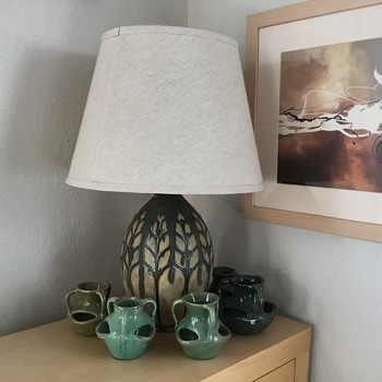 Catteau lamp for Blammoammo - Pottery
