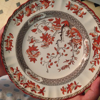 Copeland Spode china set