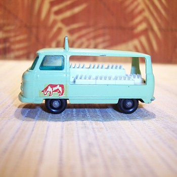 Milk truck - Model Cars