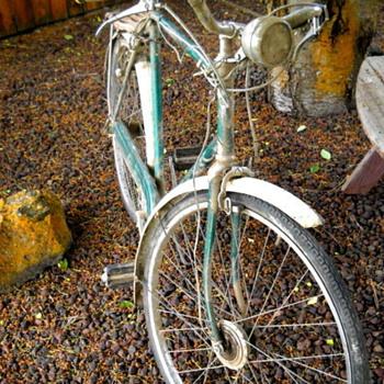 Vintage Rudge Whitworth Bike