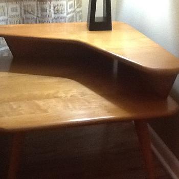 Heywood Wakefield Boomerang Table - Furniture