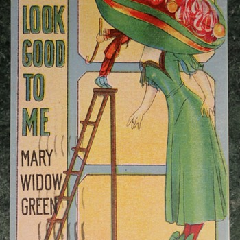 You Look Good to Me Mary Widow Green