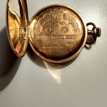 Audermars Frères Geneve - Pocket Watches