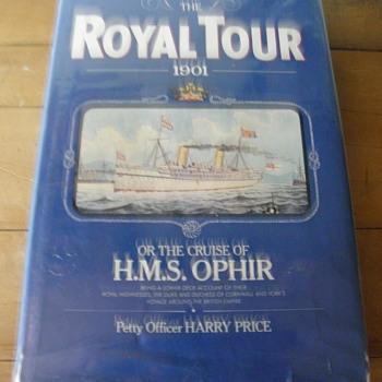 Book Royal tour 1901