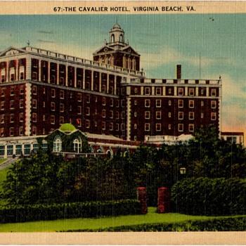 Postcard - Virginia Beach, VA 1942 - Postcards