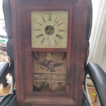 forestville clock company - Clocks