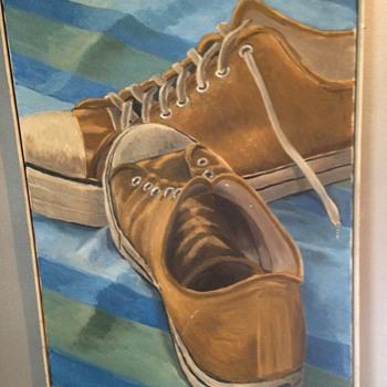 Sneakers - Fine Art