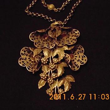 Piece of my Heart  - Costume Jewelry