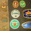 Saturday Evening Scout Post Patches Rank and Position