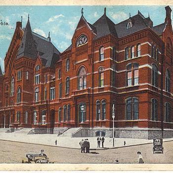 Post Card (Cincinnati Ohio) - Postcards