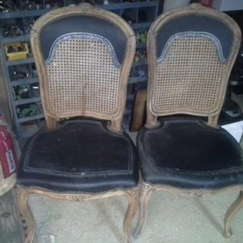 Old Chairs - Furniture