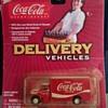 Coca Cola Truck & Vintage car.
