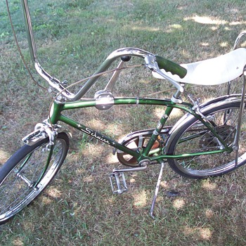 1968 Schwinn Stingray Fastback - Sporting Goods