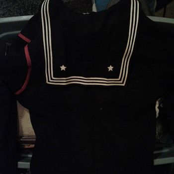 1941 Naval uniform  - Mens Clothing
