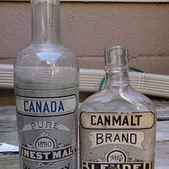 Pre-Pro Whiskey - Bottles