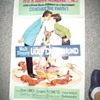 "Disney's ""The ugly Dachshund"" One Sheet Movie Poster Lithograph"