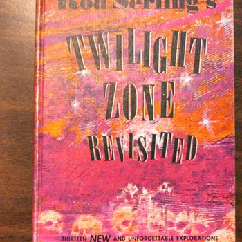 Cool Twilight Zone Book - Books