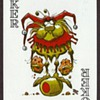Jack Davis Raid Bug playing cards