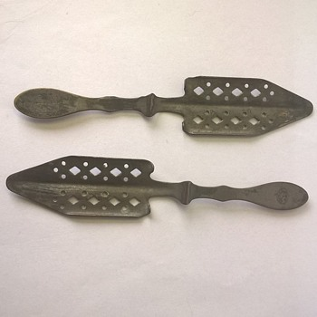 Absinthe Spoons - Kitchen