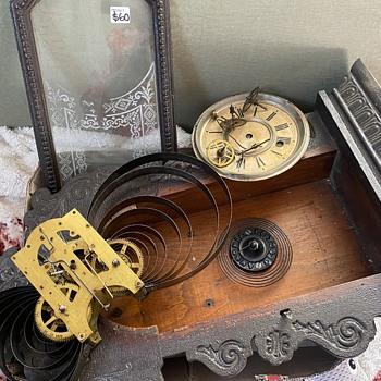 Ansonia #2 - Clocks