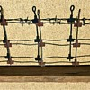FENCE SALESMAN DISPLAY FOR AMANADABALLARD