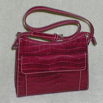 "Liz Claiborne ""Crazy Horse"" Handbag - Accessories"