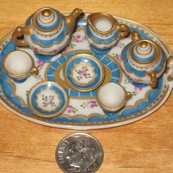 Mini Tea set #2 - Toys