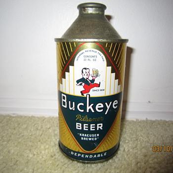 Buckeye Beer Can - Breweriana