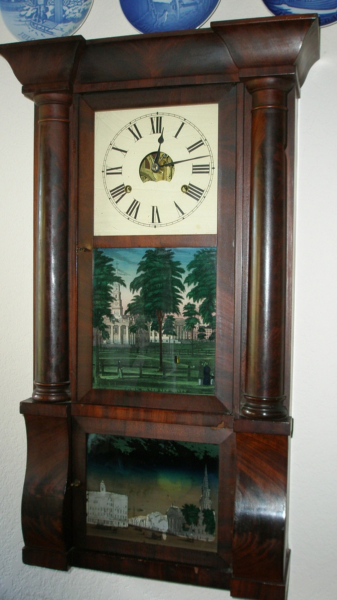 New Haven Wall Clock | Collectors Weekly