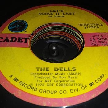45 RPM SINGLE....#154 - Records