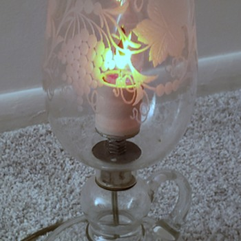 Interesting flicker lamp - Lamps