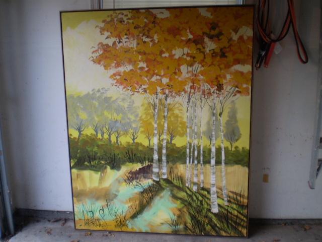 Lee Reynolds Painting Collectors Weekly