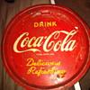 Coca-Cola tray (1941-?)