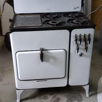 chambers stove - Kitchen