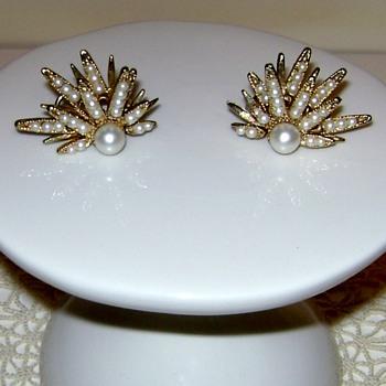 BSK Earrings - Costume Jewelry