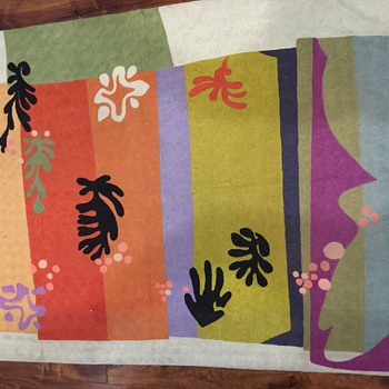 Kaleen Rug Matisse Style - Rugs and Textiles