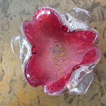 Murano Ashtray/Bowl? - Art Glass