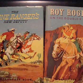 Children's books from the 50's